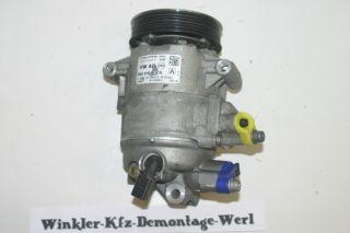 Klimakompressor VW Beetle, Golf 6 Skoda Yeti,5N0820803F
