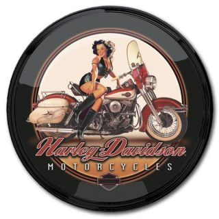 Harley Davidson NEW American Beauty Pub Light   Betty (220V) HDL 15618