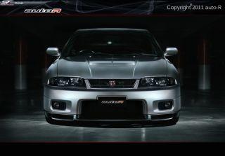 Frontschürze Frontstoßstange Stoßstange Nissan Skyline R33 GTS NEU