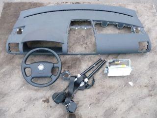 Seat Alhambra VW Sharan Armaturenbrett mit eingebauten Airbag Set
