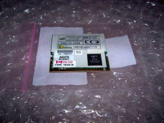Dell Inspiron 8100 Original Modem Card 04G889 FREEPOST