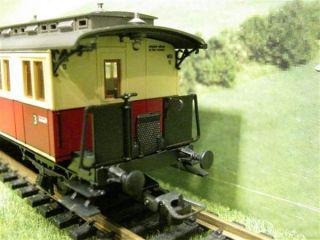 Roco H0 WEG Personenwagen  WECHSELSTROM  3.Kl. NEM / D878