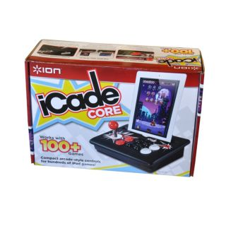 ION Retro Gaming Consol iCade Core Control Pad for iPad 1, 2 & 3 w
