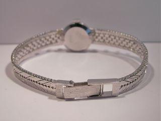 Meiser Anker Damen Armband Uhr 835er Silber 6 Rub.