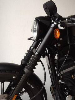 Gabelcover für Harley Davidson Sportster Iron 883