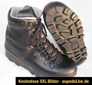 HAIX GORETEX BW BERGSCHUHE Stiefel Bergstiefel 43 UVP 159,00