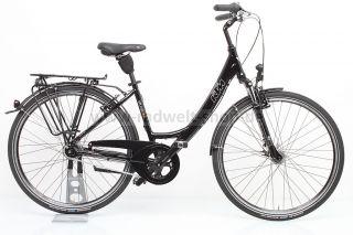 Damen Cityrad KTM Life Eight, schwarz, 46 cm UVP 899€*
