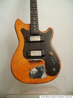 Höfner Hofner Old Electric Guitar alte E Gitarre Gitarre Germany 50s