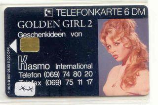 Deuschland O 907 05.93 Golden Girl 2 voll
