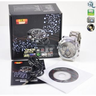 Mini Kamera SPY Cam Armband Uhr HD DV 16 GB Neu Tag Nacht 904 a