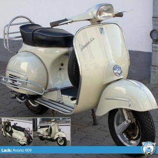Vespa 0,5l Lack Max Meyer Avorio 909 GL Grand Lusso VLA1T