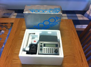 AOR AR 3000A WIDE BAND COMMUNICATIONS RADIO SCANNER RECEIVER