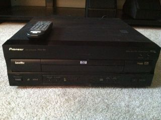 Pioneer DVL 919 DVD / Laser Disc / Video CD / CD Player MINT CONDITION