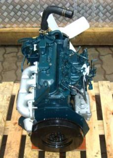 Diesel Motor Kubota D950 21,5 PS 927 ccm BHKW gebraucht neu