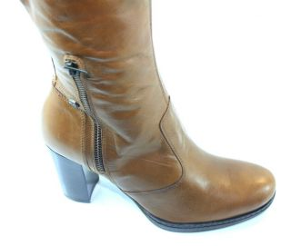 NERO GIARDINI Stivali Calzature Donna Tacchi Alti Pelle High Heel