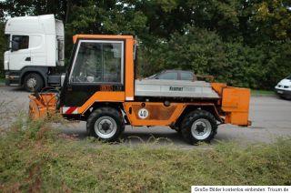 Kramer Tremo 601L Winterdienst ä. Boki Hansa Multicar