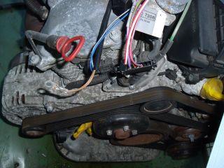 Mercedes Benz Motor Benzin M 112 921 150 kW 204 PS Euro 3 Norm