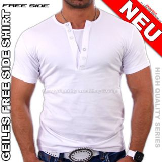 GEILES FREE SIDE PARTY CLUB T SHIRT WEIß FS 927 NEU