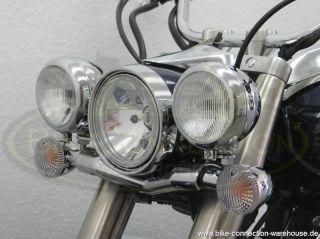 Chromrahmen Kennzeichen Yamaha XVS1100 Drag Star Classic