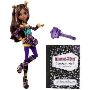Poupee Monster High Clawdeen Wolf   Monde Miniature