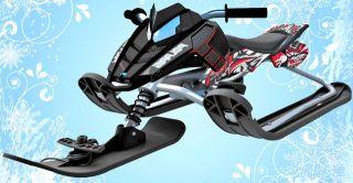 Outer Edge Snow Moto Lenkschlitten   Schlitten Skibob Lenkbob Bob