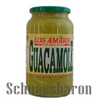 Los Amigos Salsa Guacamole 950 g Tex Mex Food
