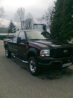 Ford F 250 4x4 Pick Up Harley Davidson