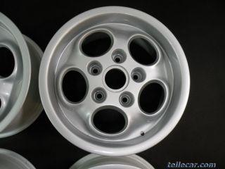 Porsche 911 Carrera Phone Dial Felgen Rims Wheels 15