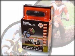 NEU Bullet HD PRO 1080p   Helmkamera / Motorbike Edition inkl