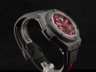 Hublot King Power Red Devil Manchester !! NEU !!