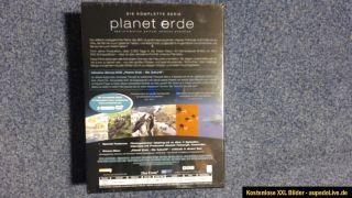 Planet Erde   Die komplette Serie BBC 6DVDs inkl. Bonus DVD