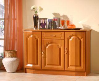 Kirschbaum Sideboard neu design sideboard kommode fiona hochglanz fronten farb und
