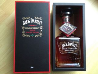 Jack Daniels Holiday 2012 Single Barrel US Version 0,75 Liter Daniel`s