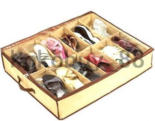 G977 Shoe Storage under Bed Shoes Organizer Closet