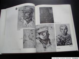 Peters Wolfgang Willrich War Artist Kriegszeichner Wehrmacht James