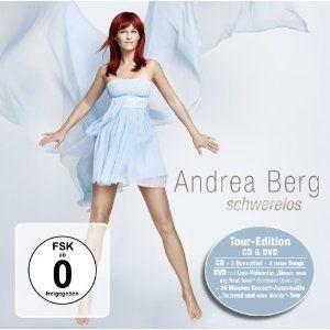 ANDREA BERG   SCHWERELOS TOUR EDITION CD+DVD (Erlös für krebskranke