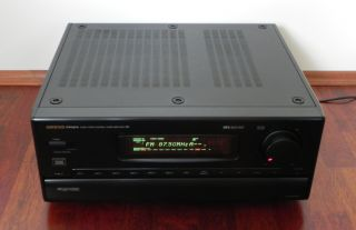 ONKYO TX SV919THX Audio Video Control Tuner Amplifier