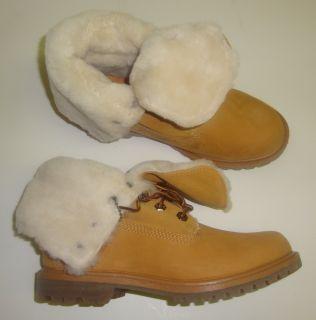 TIMBERLAND Premium 6 Inch 61672 Damen Stiefel / Boots Leder gefüttert