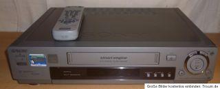 Sony SLV SF90 VHS Videorekorder, HiFi, ShowView, mit FB