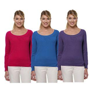 LANDS END Damen Feinstrick Pullover Shirt *Sale*
