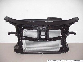 VW Passat CC 2,0 TDI TFSI Schloßträger Kühler Lüfter