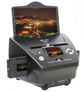 Jay tech PS970 Combo Scanner Film Foto Dia Scanner 5 1 MP CMOS 6 1 cm