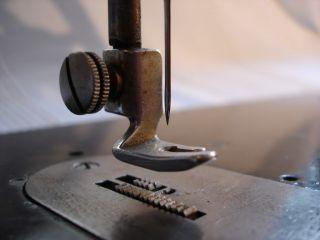 1908 SINGER Nähmaschine sewing machine à coudre máquina de coser