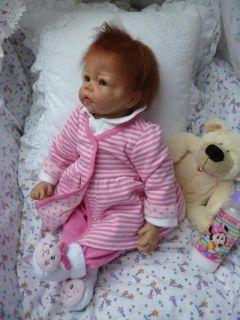 Rebornbaby Reallife Baby Anna Marie ☆ BS.LUCA v. E.Knoops