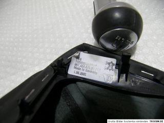 Schaltknauf Porsche 997 Boxster 987 Leder