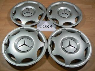 Original Mercedes Benz Radkappen Blenden 15 Zoll C Klasse W203 W204