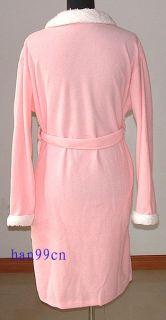 Hello Kitty Bademantel süß Baby Pink Einheitsgröße 989V