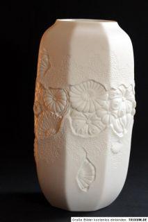 AK Kaiser __ OP ART Vase __ signiert M. Frey