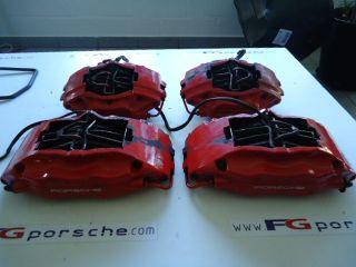 Porsche 964 Turbo 3.6 / 993 Turbo Bremsanlage BIG RED ( 993 Rs Rsr