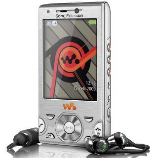 Sony Ericsson Walkman W995   Rot(Ohne Simlock)PREISKRACHER solange